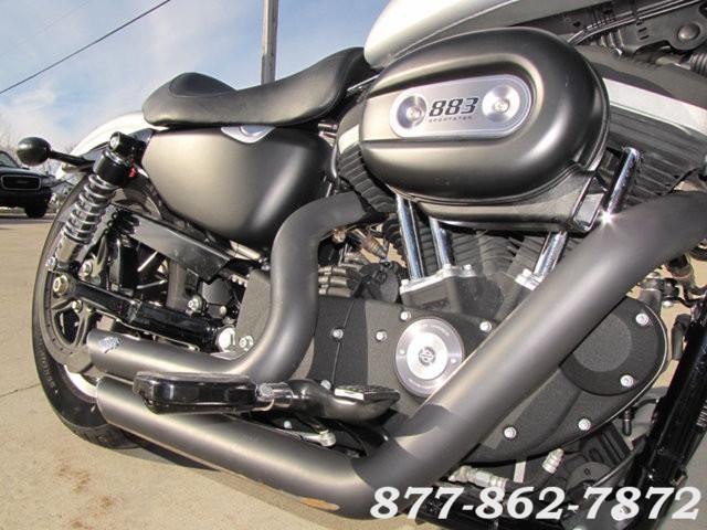 2009 Harley-Davidson SPORTSTER IRON 883 XL883N IRON 883 XL883N McHenry, Illinois 22