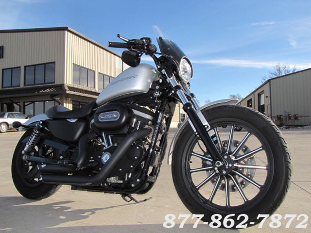 2009 Harley-Davidson SPORTSTER IRON 883 XL883N IRON 883 XL883N McHenry, Illinois 33