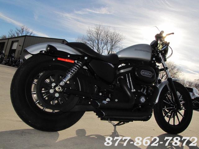2009 Harley-Davidson SPORTSTER IRON 883 XL883N IRON 883 XL883N McHenry, Illinois 38
