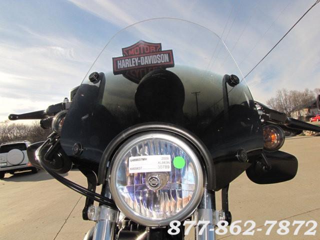 2009 Harley-Davidson SPORTSTER IRON 883 XL883N IRON 883 XL883N McHenry, Illinois 8