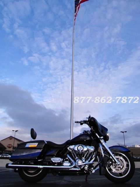 2009 Harley-Davidson STREET GLIDE FLHX STREET GLIDE FLHX McHenry, Illinois 36