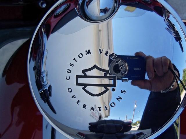 2009 Harley-Davidson Electra Glide® CVO™ Ultra Classic® Daytona Beach, FL 26