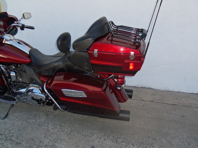 2009 Harley-Davidson Electra Glide® CVO™ Ultra Classic® Daytona Beach, FL 12