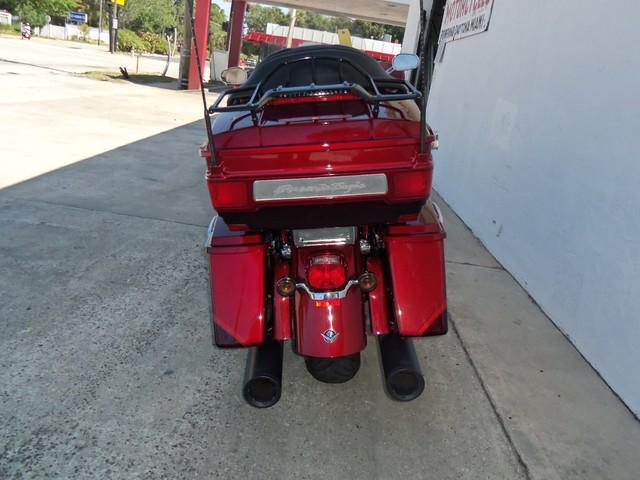 2009 Harley-Davidson Electra Glide® CVO™ Ultra Classic® Daytona Beach, FL 8