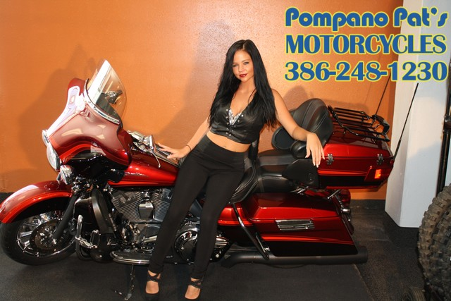 2009 Harley-Davidson Electra Glide® CVO™ Ultra Classic® Daytona Beach, FL 0