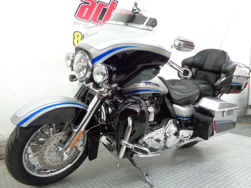 2009 Harley Davidson Ultra Classic CVO  Oklahoma  Action PowerSports  in Tulsa, Oklahoma