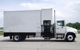 2009 Hino 338 Document Shredder Truck, 16' - 20' Box, Auto ., . 1