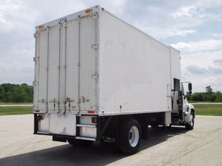2009 Hino 338 Document Shredder Truck, 16' - 20' Box, Auto ., . 2