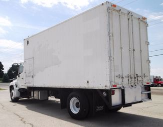 2009 Hino 338 Document Shredder Truck, 16' - 20' Box, Auto ., . 4