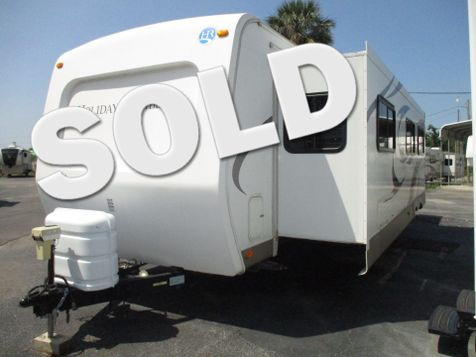 2009 Holiday Rambler Savoy LX 32RBS LXTT in Hudson, Florida