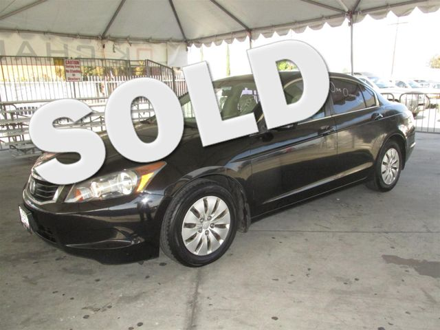 2009 Honda Accord LX Please call or e-mail to check availability All of our vehicles are availa