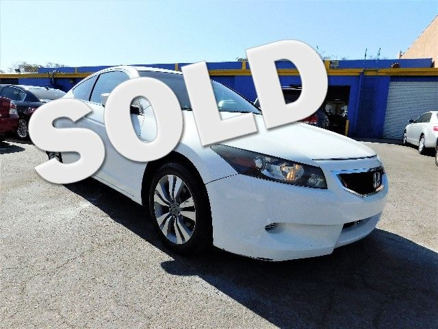 2009 Honda Accord LX-S Limited warranty included to assure your worry-free purchase AutoCheck rep
