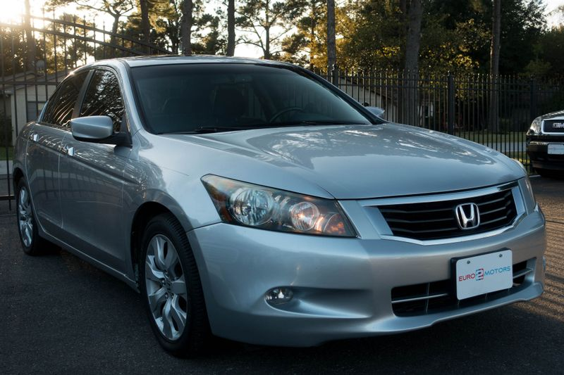 2009 Honda Accord EX-L   Texas  EURO 2 MOTORS  in , Texas