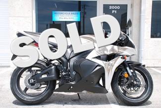 2009 Honda CBR600RR Phoenix Edition As low as $150/Month (WAC) Dania Beach, Florida