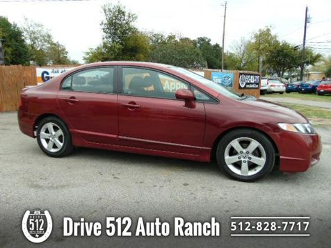 2009 Honda Civic LX-S in Austin, TX