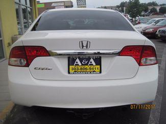 2009 Honda Civic EX Englewood, Colorado 5