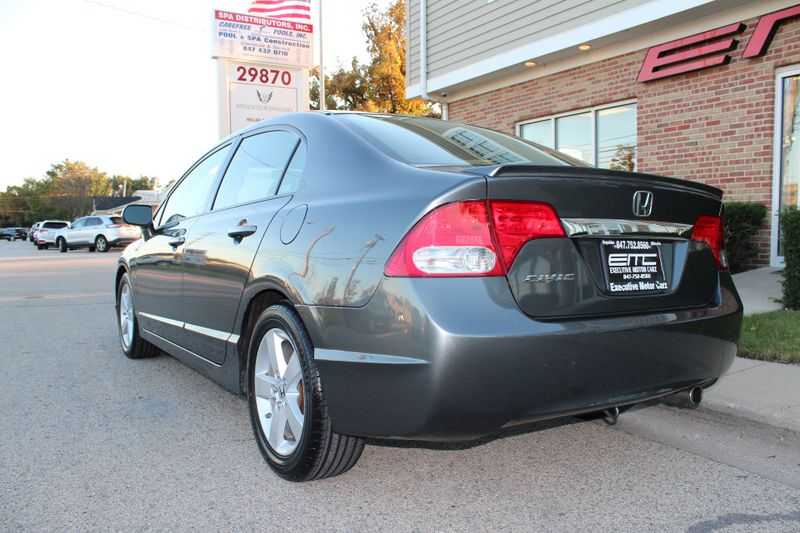 2009 Honda Civic LX-S  Lake Bluff IL  Executive Motor Carz  in Lake Bluff, IL