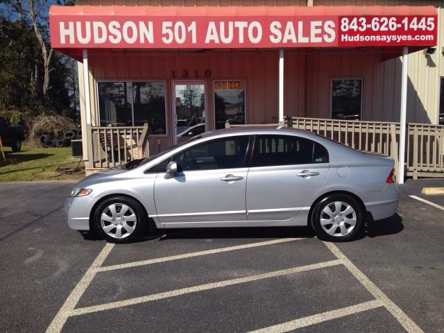 2009 Honda Civic LX | Myrtle Beach, South Carolina | Hudson Auto Sales in Myrtle Beach South Carolina