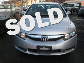 2009 Honda Civic LX  One Owner Clean Carfax New Brunswick, New Jersey 0