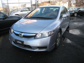2009 Honda Civic LX  One Owner Clean Carfax New Brunswick, New Jersey 2