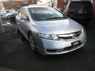 2009 Honda Civic LX  One Owner Clean Carfax New Brunswick, New Jersey 1