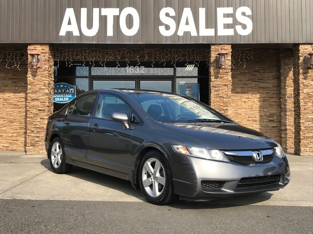 2009 Honda Civic LX-S CARFAX One-Owner Clean CARFAX Gray 2009 Honda Civic LX-S FWD 5-Speed Manua