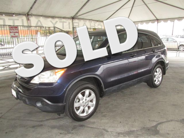 2009 Honda CR-V EX Please call or e-mail to check availability All of our vehicles are availabl