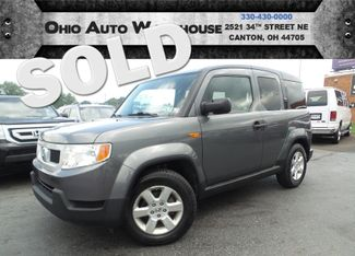 2009 Honda Element EX 4x4 1-Owner Clean Carfax We Finance | Canton, Ohio | Ohio Auto Warehouse LLC in  Ohio