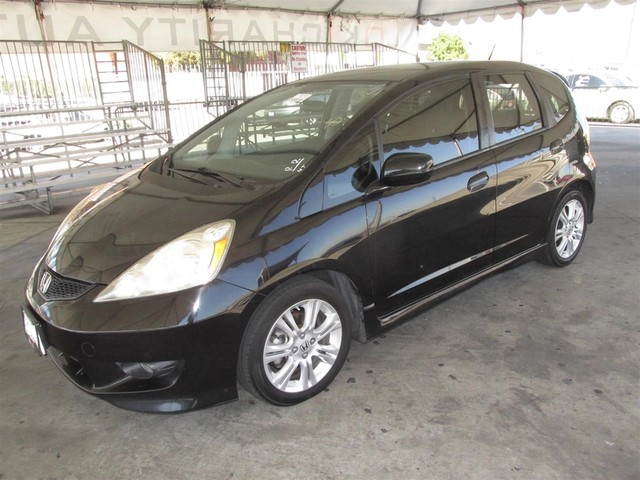 2009 Honda Fit Sport wNavi Please call or e-mail to check availability All of our vehicles are