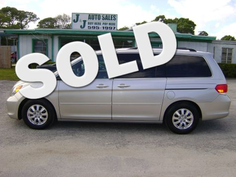 2009 Honda Odyssey EX-L WITH NAV AND TV in Fort Pierce, FL