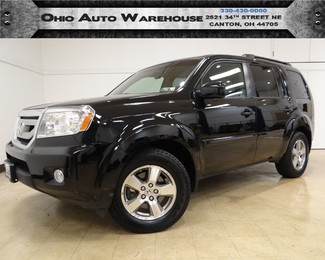 2009 Honda Pilot EX-L AWD Leather Sunroof 1-Owner We Finance  in  Ohio