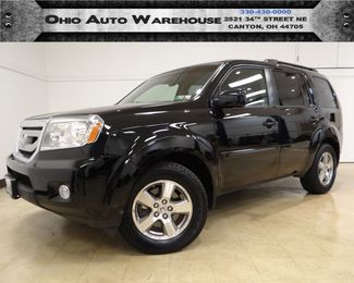 2009 Honda Pilot EX-L AWD Leather Sunroof 1-Owner We Finance  | Canton, Ohio | Ohio Auto Warehouse LLC in  Ohio