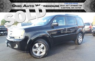 2009 Honda Pilot EX-L AWD Sunroof Clean Carfax We Finance | Canton, Ohio | Ohio Auto Warehouse LLC in  Ohio