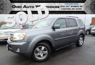 2009 Honda Pilot EX-L 4x4 Tv/DVD Sunroof 1-Own We Finance  | Canton, Ohio | Ohio Auto Warehouse LLC in  Ohio