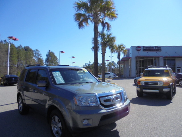 2009 Honda Pilot EX-L DISCLOSURE Internet pricing is subject to change daily It is a BUY-OUTRIGH