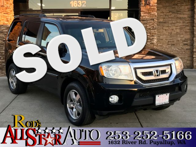 2009 Honda Pilot EX-L 4WD This vehicle is a CarFax certified one-owner used car Pre-owned vehicle