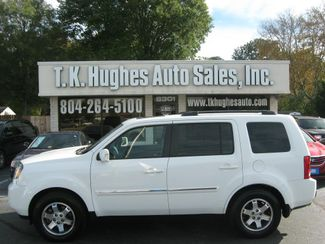 2009 Honda Pilot Touring All Wheel Drive Richmond, Virginia