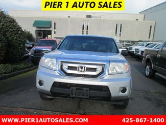 2009 Honda Pilot LX Seattle, Washington 1