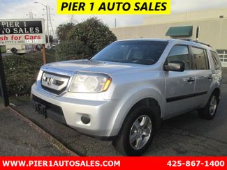 2009 Honda Pilot LX Seattle, Washington 17