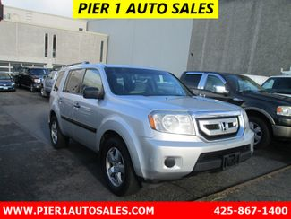 2009 Honda Pilot LX Seattle, Washington 3