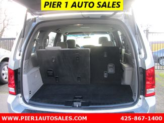 2009 Honda Pilot LX Seattle, Washington 23
