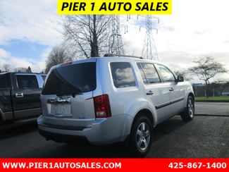 2009 Honda Pilot LX Seattle, Washington 4