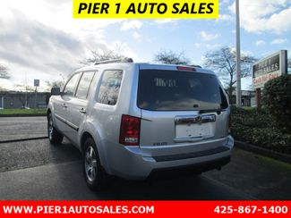 2009 Honda Pilot LX Seattle, Washington 5