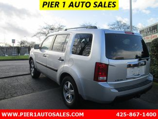 2009 Honda Pilot LX Seattle, Washington 8