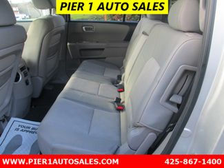 2009 Honda Pilot LX Seattle, Washington 9