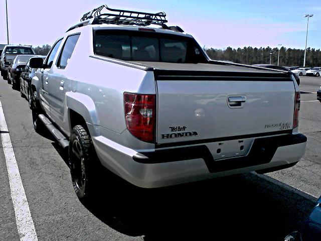 2009 Honda Ridgeline RTL Leesburg, Virginia 3