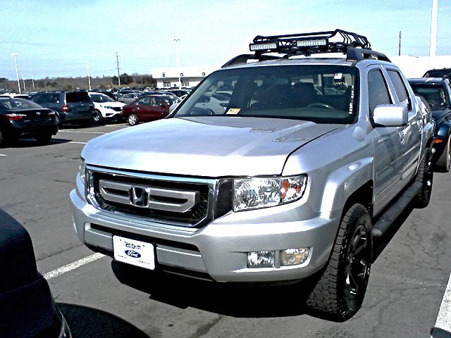 2009 Honda Ridgeline RTL Leesburg, Virginia 0