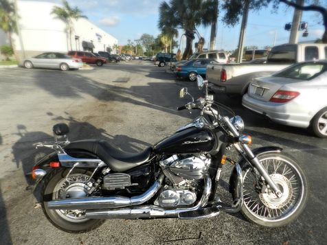 2009 Honda Shadow Spirit 750  in Hollywood, Florida