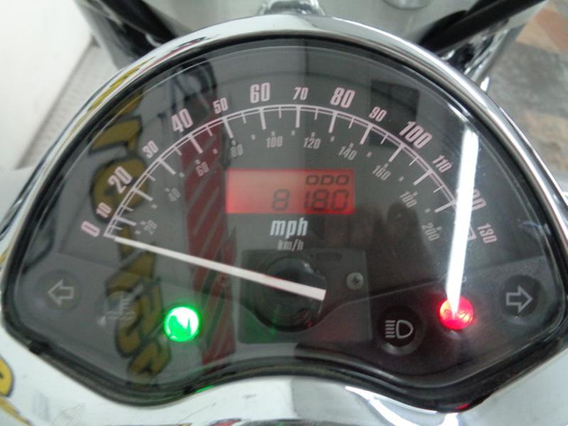2009 Honda VTX 1300 Retro  Oklahoma  Action PowerSports  in Tulsa, Oklahoma