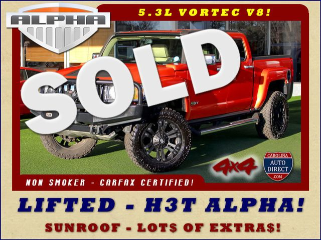 2009 Hummer H3 H3T Alpha Leather 4X4 - LIFTED - LOT$ OF EXTRA$! Mooresville , NC 0